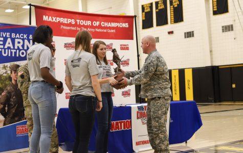 Up Close: MaxPreps Honors Girls' Volleyball