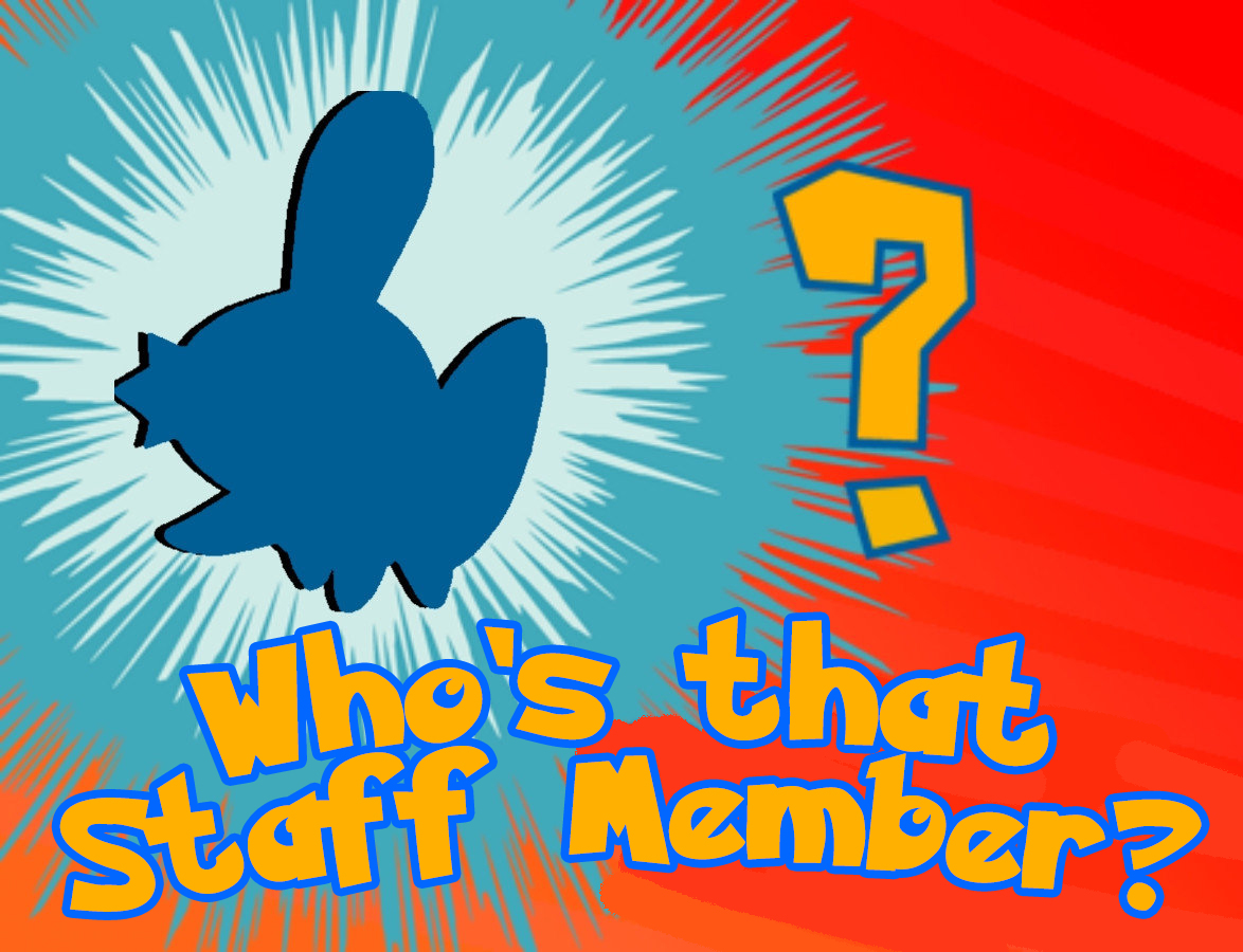Who's That Staff Member?