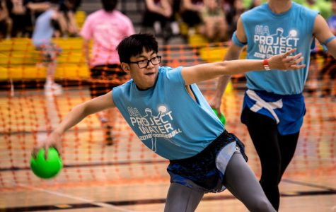 Up Close: Project Water's Dodgeball '18