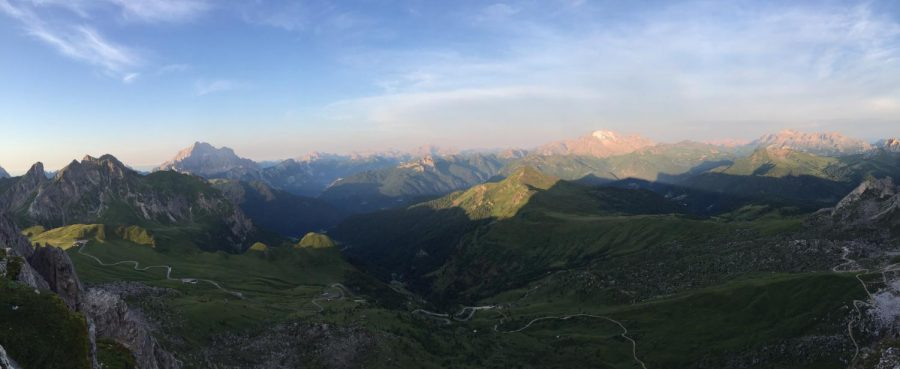 High+atop+the+Italian+Alps%2C+the+Dolomite+peaks+beckon+travelers+from+around+the+world.++Europe+is+on+several+seniors%27+summer+itineraries.