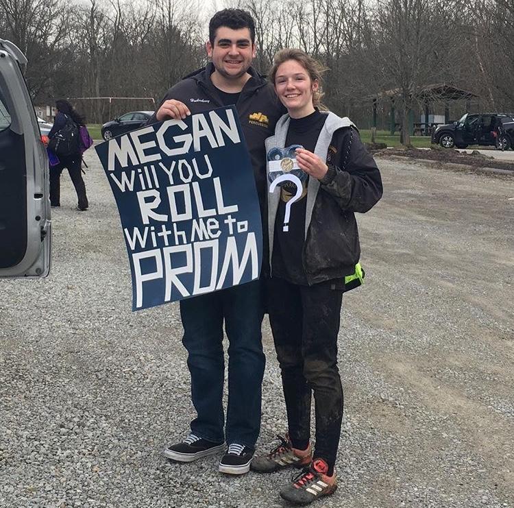 Megan McDermott and Anthony Hockenberry