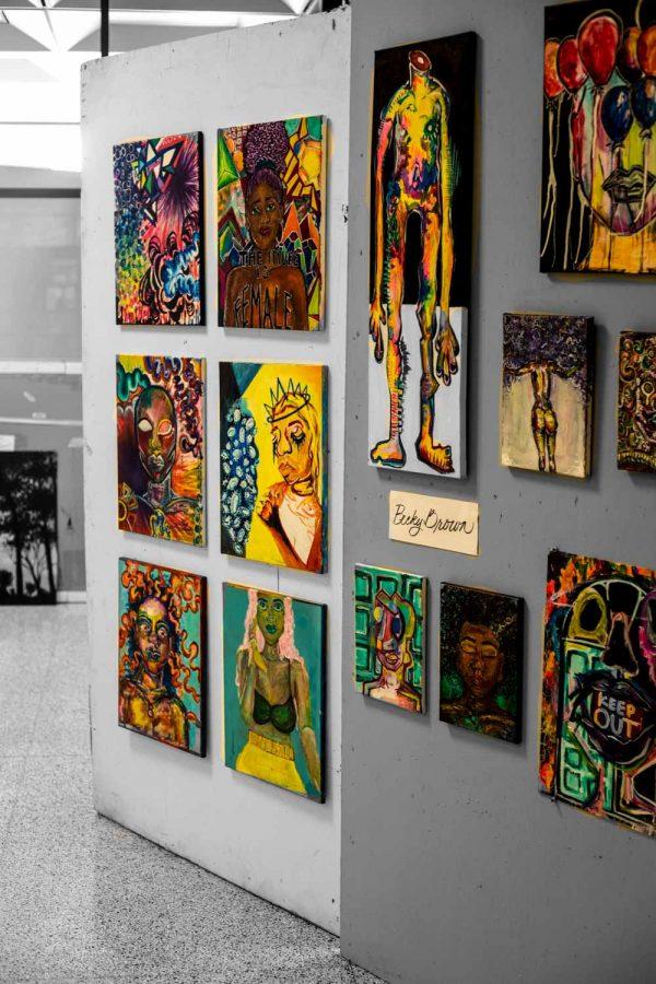 Up Close: Art Exhibit '18