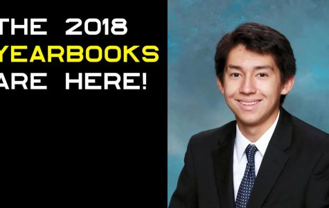 2018 Yearbooks Have Arrived!