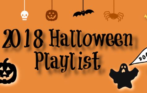 Halloween Playlist 2018