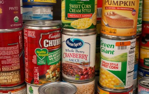 Up Close: Canned Food Drive 2018