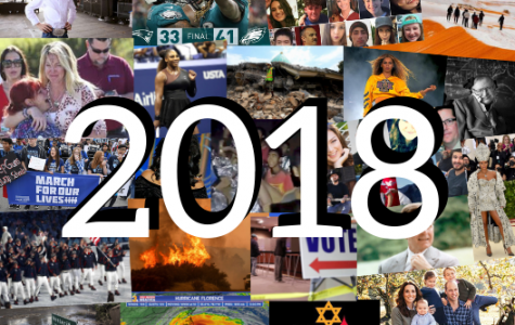 The Year in News 2018