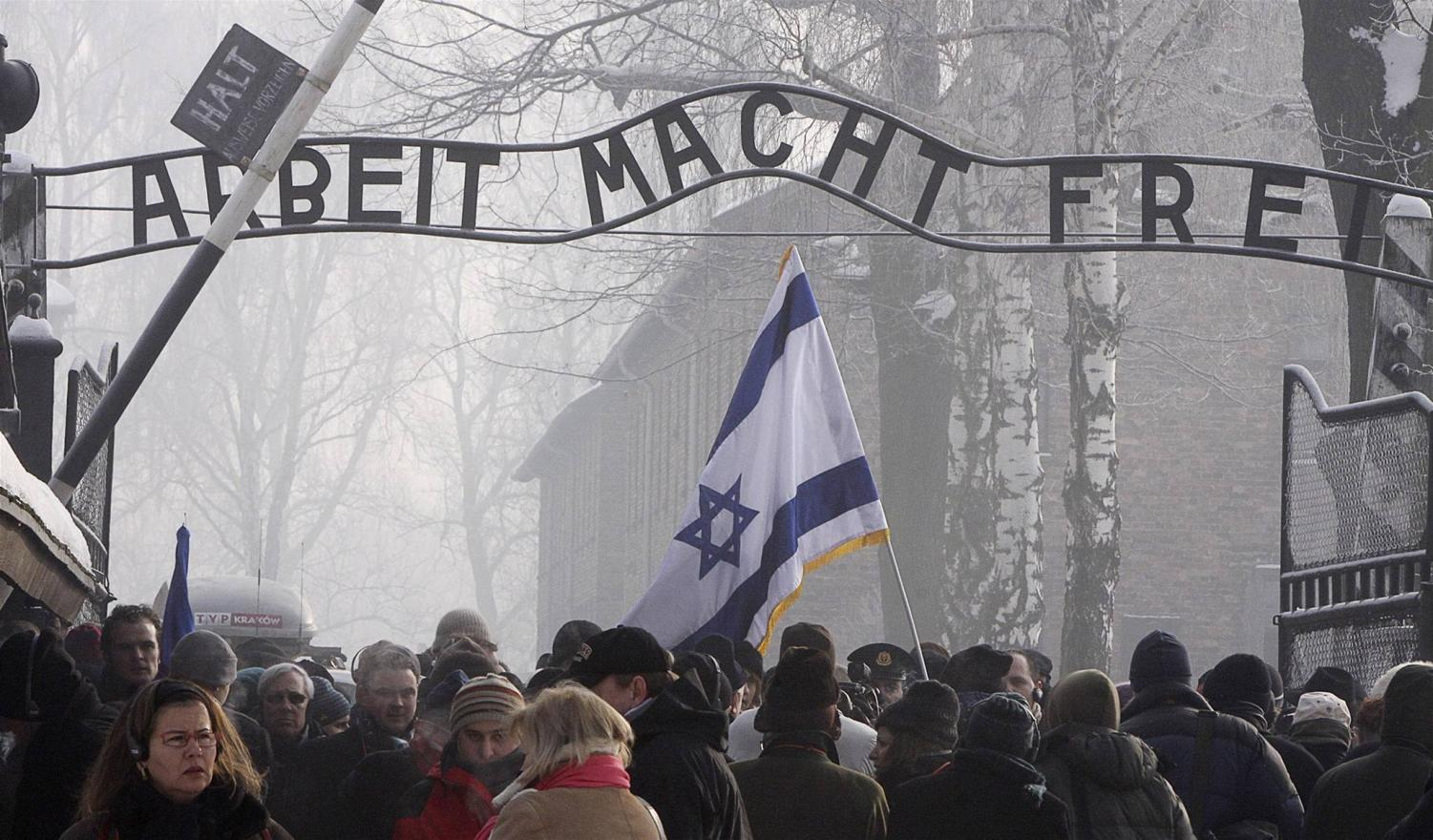 The Nazi death camps now stand as a morbid reminder of the more than 6 million tragic deaths of the Holocaust.