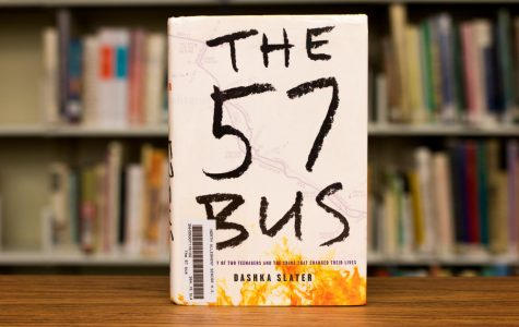 Banned Book Club: The 57 Bus