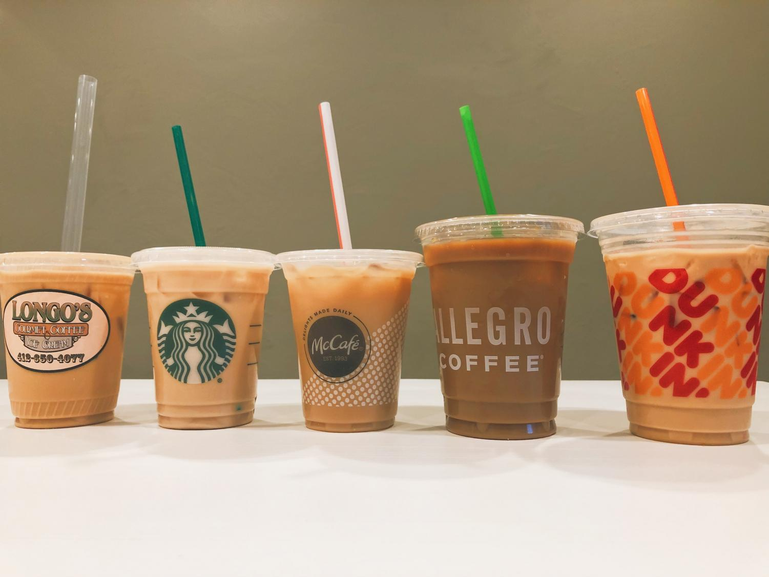 Iced coffee is always in season, so Uproar staffer Carly DeArmit went on a search for the best one in Wexford.
