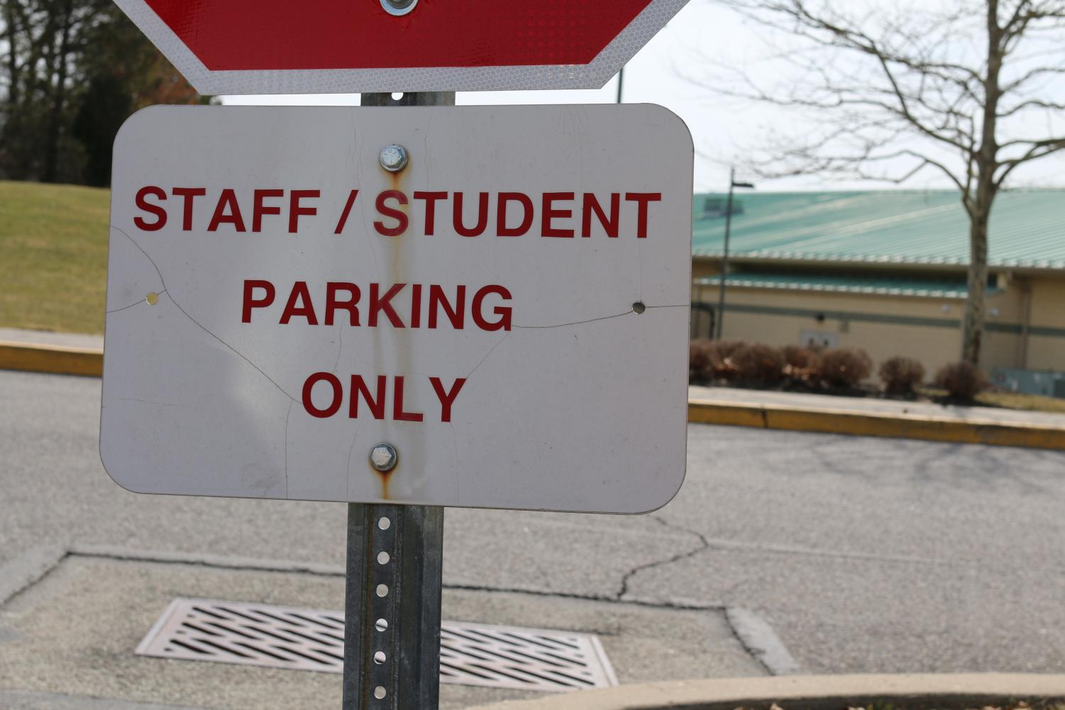 Parking and traffic can cause headaches for NASH students.