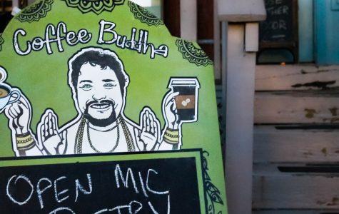 Coffee Buddha Poetry Night