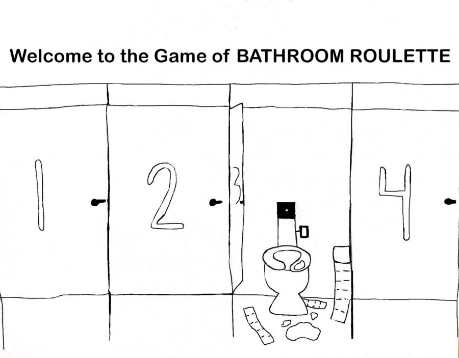 Bathroom Roulette