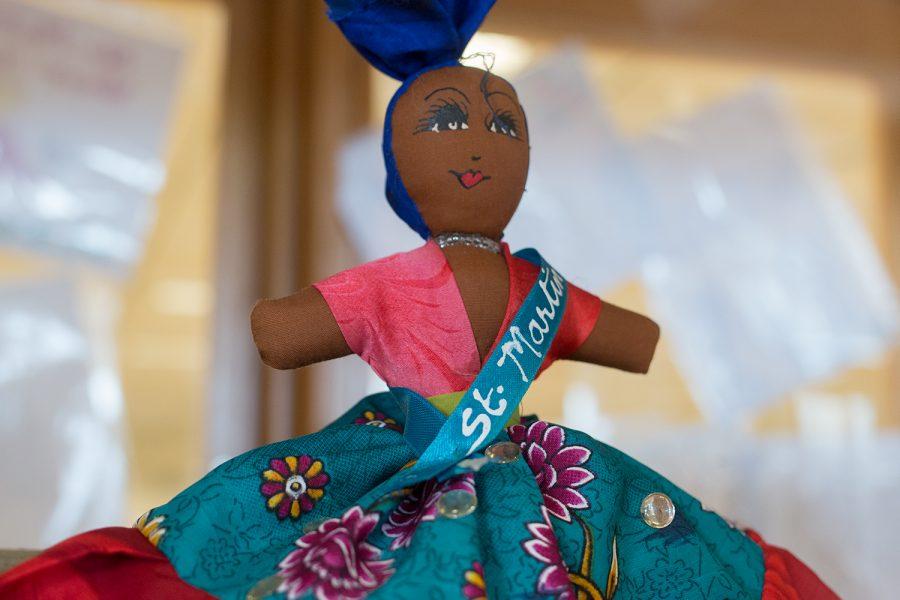A doll from St.Martin Island near Puerto Rico by Zairi Mercader