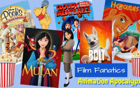 Film Fanatics: Animation Apocalypse