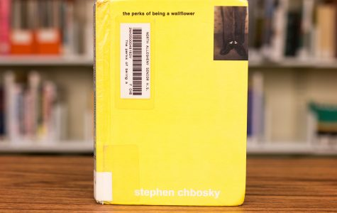 Banned Book Club: The Perks of Being a Wallflower