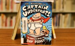 Banned Book Club: Captain Underpants