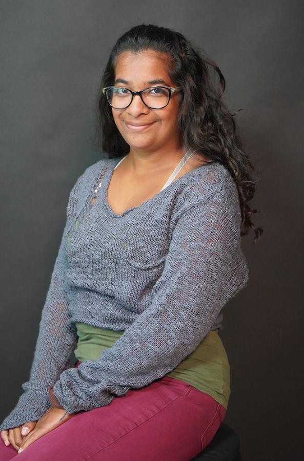April Ramirez