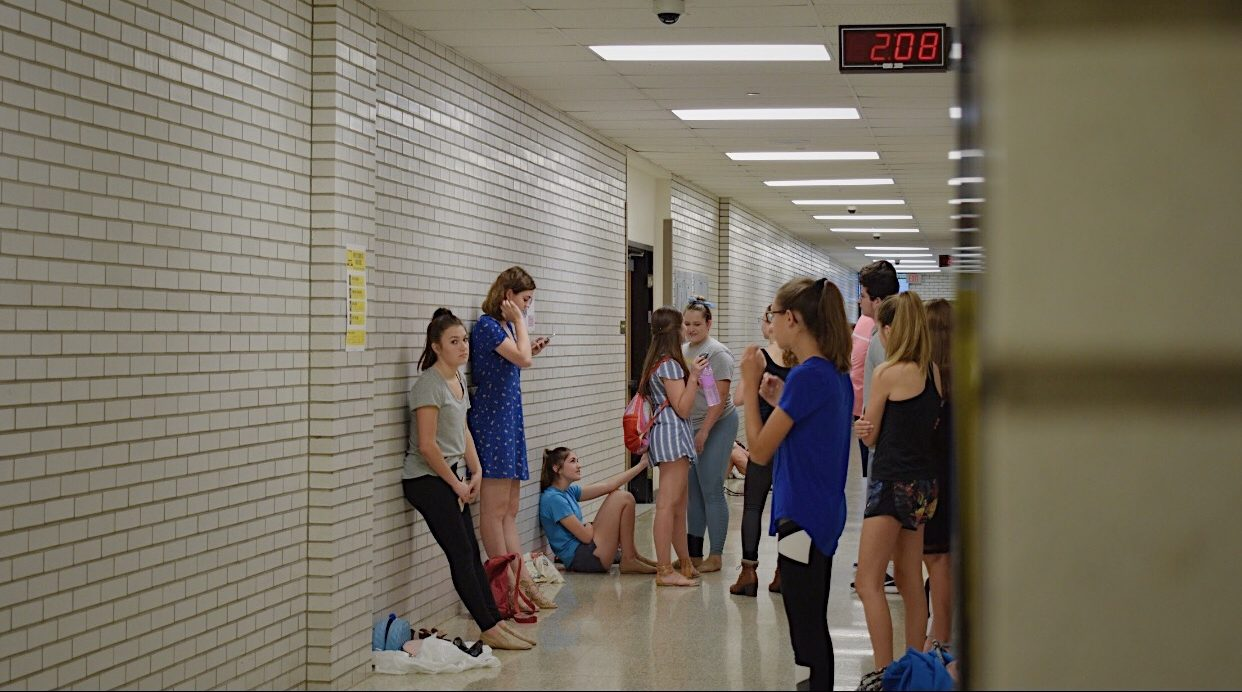 Last Saturday, the halls of an otherwise empty NASH were lined with spring musical hopefuls, reviewing their songs and monologues before the big audition.