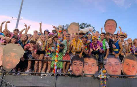 Student Section Switches it Up