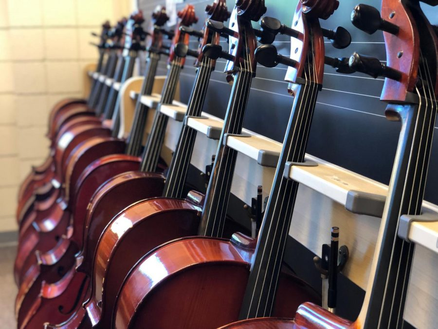 In a district with an award-winning music program, it often seems impossible to improve upon what has already been accomplished -- but the NA Orchestra is doing just that.