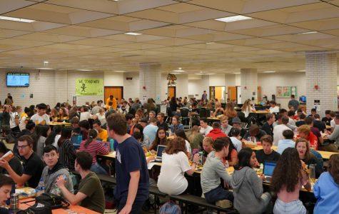 Cafeteria Chaos