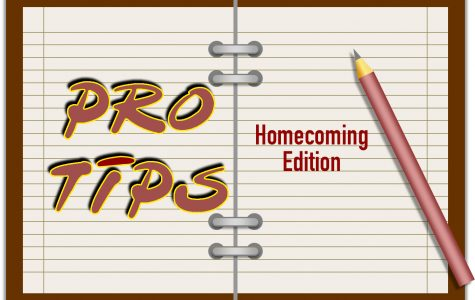 Protips / Homecoming Edition