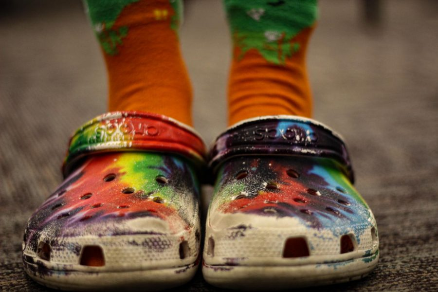 Sure, some teens loathe the rubbery clogs.  But look around the halls and you'll see a far greater number of Crocs fans.