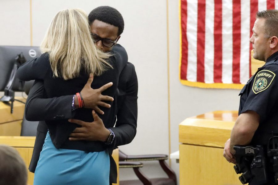 Following the 2018 murder of Botham Jean, the sentencing of former Dallas police officer Amber Guyger raised issues of race and violence that continue to divide America.