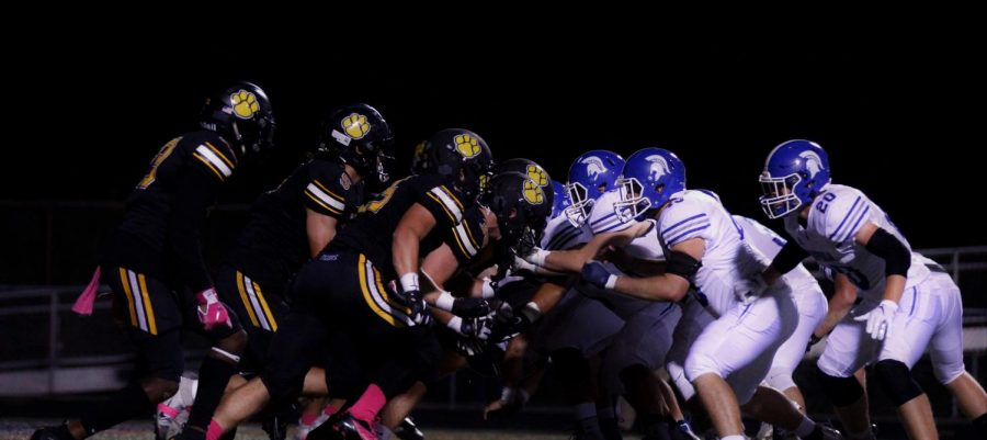 The North Allegheny Tigers took on the Hempfield Trojans for the Homecoming Game this past Friday.