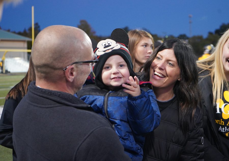 The TigerThon 2020 campaign is now in full swing, following a memorable appearance by this year's patient ambassador at last Friday's football game.
