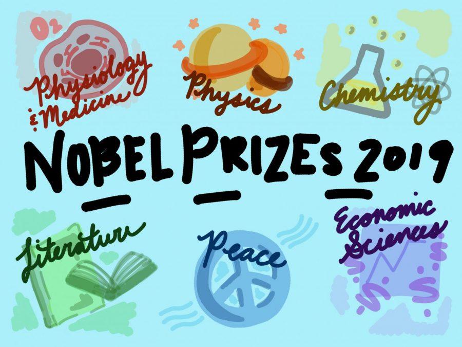Nobel+Prizes+2019