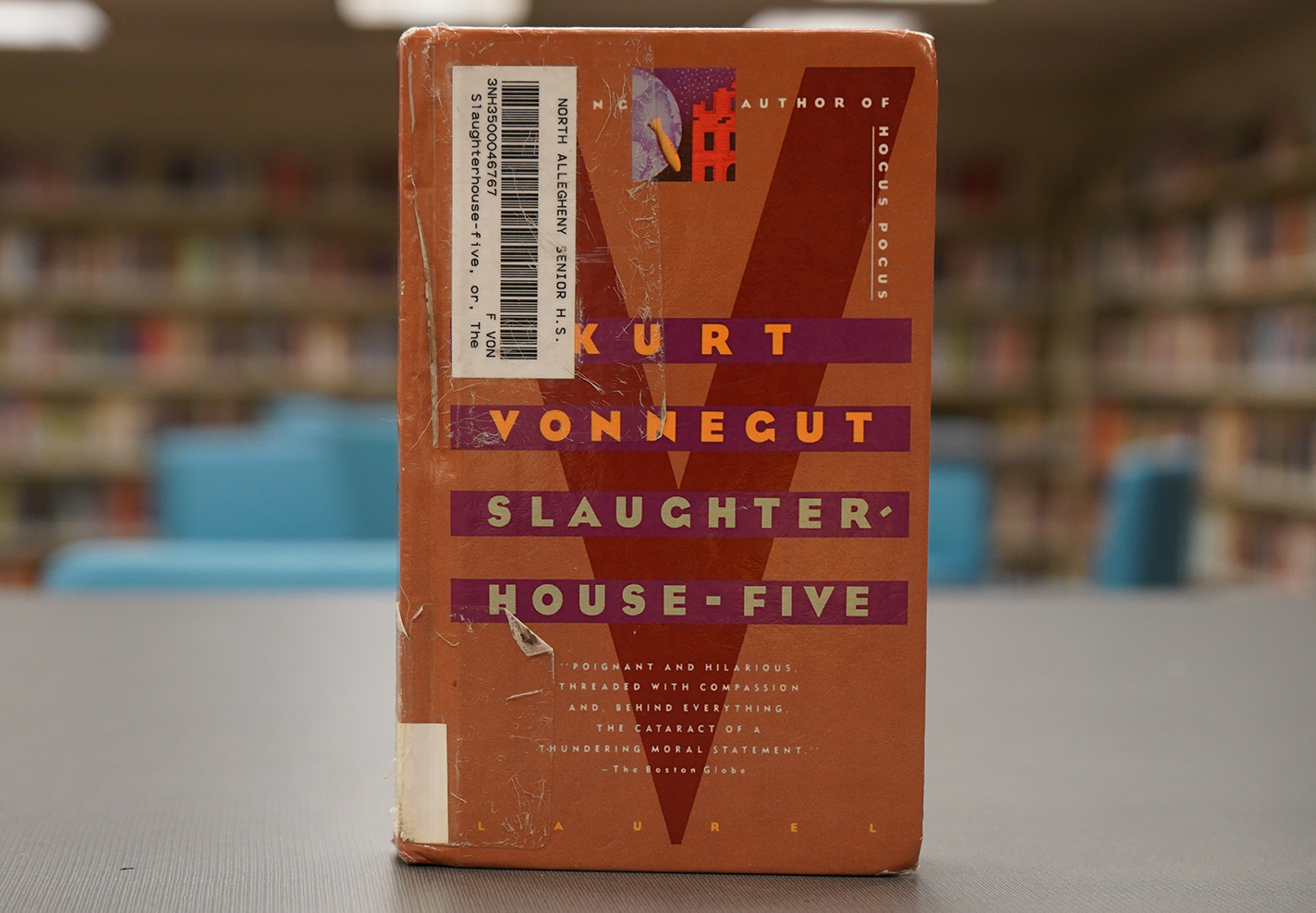 Frequently banned in school across the U.S., Slaughterhouse-Five nevertheless contains some of the humanizing themes in all of American literature.
