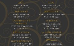 NA Alums Recognized for Distinguished Careers