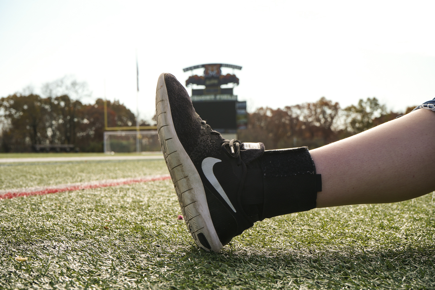 An injury that is not properly treated can cause lifelong pain and persistent issues for an athlete.