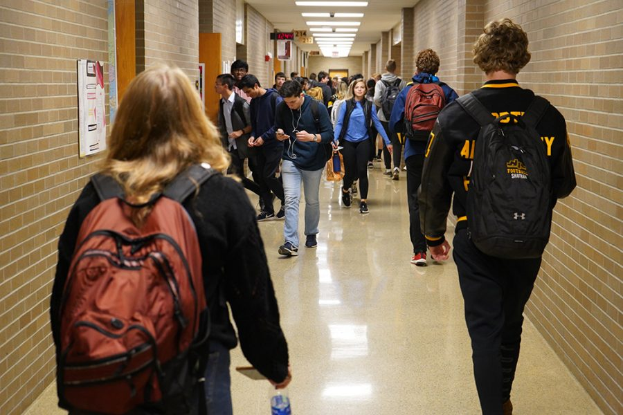Overheard in the Halls