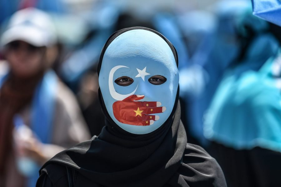 Right now the Uyghur population in Xinjiang, China is facing brutal ethnic cleansing, yet the world remains silent.