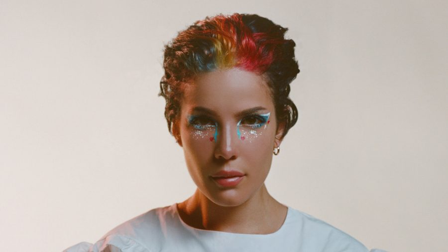 Manic+explores+Halsey%27s+thoughts++and+experiences+through+unique+musical+perspectives.