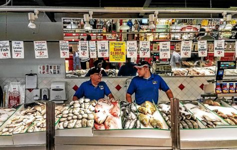 Wholey's Fish Market may be the best known food destination in Pittsburgh's Strip District, but there's an entire smorgasbord of global cuisine up and down Penn Avenue.