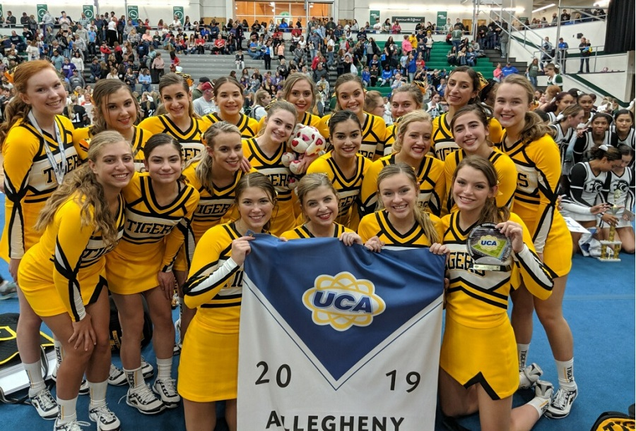 As cheering has begun to require greater commitment and athletic ability, it deserves to receive status as a sport.