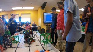 Up Close: VEX Robotics Competition 2020