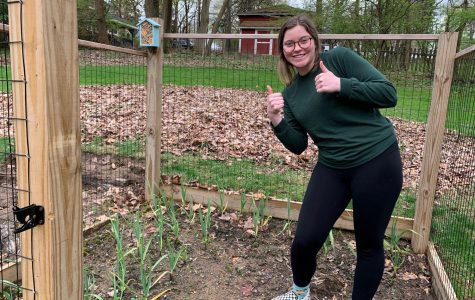 Scout Miller's passion for gardening has only grown stronger as an abundance of free time at home converges with the arrival of warmer weather.