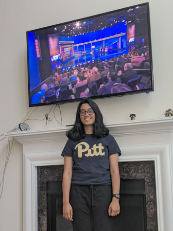 "Shejuti Wahed prepares for her favorite ""Jeopardy!"" event-- the College Tournament."
