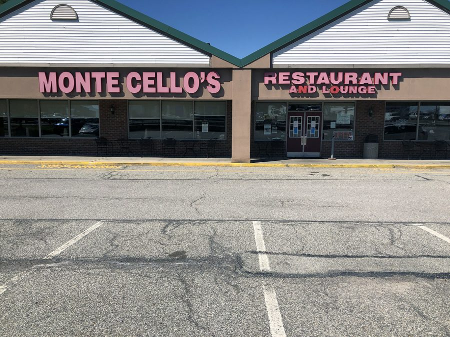 A staple of the community, Monte Cello's remains in business, thanks to its curbside pickup program.