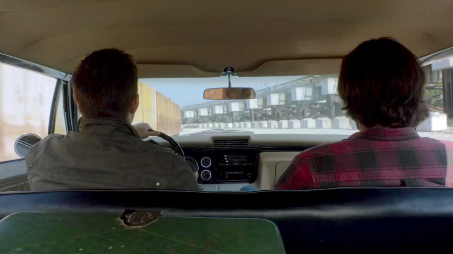 As the Winchester brothers hunt monsters around the country, they make their viewers believe that good will prevail.