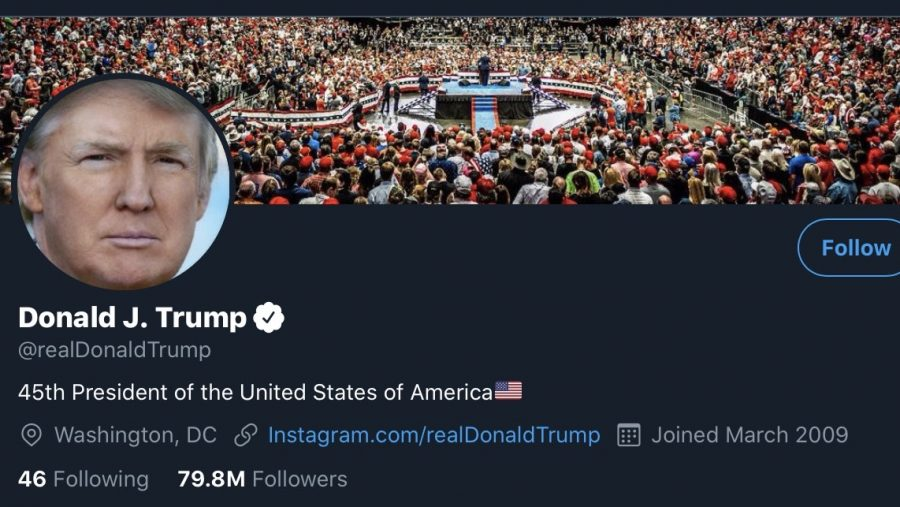 President+Trump+has+turned+to+Twitter+as+a+political+platform.