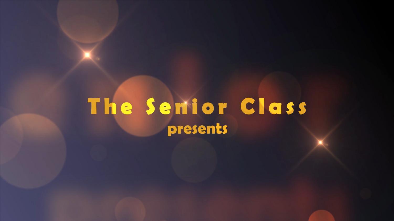 Virtual Senior Banquet 2020