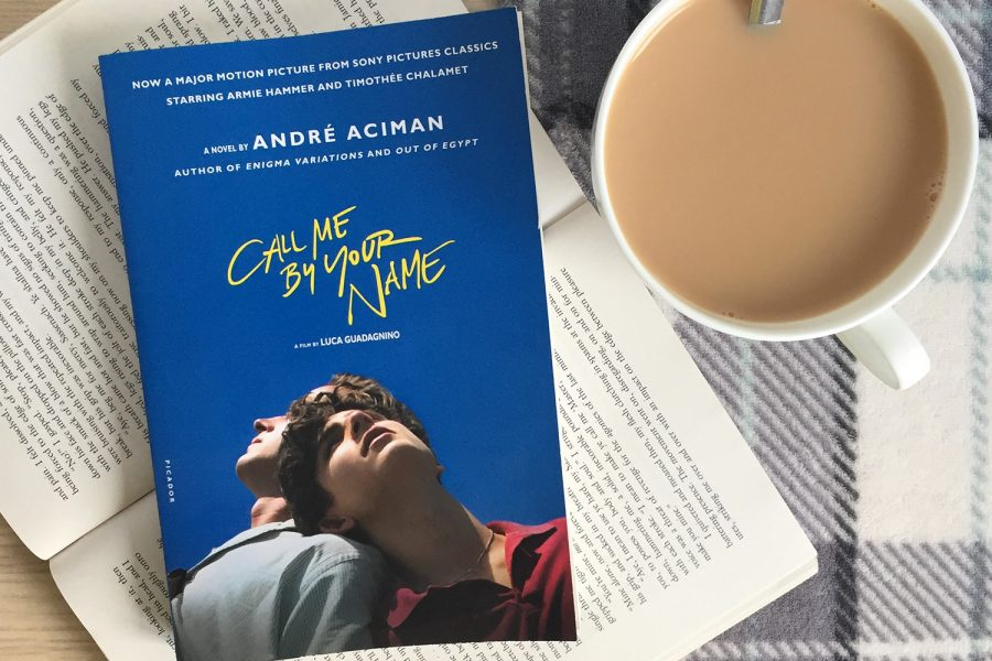 Author+Andre+Aciman+perfectly+depicts+teenage+love+in+the+novel.