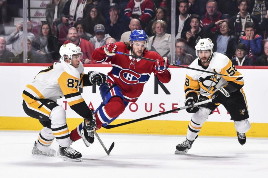 Montreal%27s+Jonathan+Drouin+fights+off+Pittsburgh%27s+Crosby+and+Letang+last+winter.++The+two+teams+would+later+meet+in+the+qualifying+round+of+the+playoffs%2C+which+would+spell+an+early+demise+for+the+Penguins.