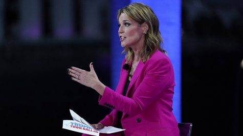 Savannah Guthrie challenged all of President Trump