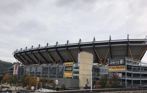 Heinz Field welcomed back fans when the Steelers faced off against the Eagles.